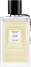 Düfte, Parfümerie und Kosmetik Lalique Leather Copper - Eau de Parfum