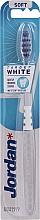 Düfte, Parfümerie und Kosmetik Zahnbürste weich Target White transparent-weiß - Jordan Target White