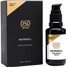 Düfte, Parfümerie und Kosmetik Anti-Falten Gesichtsserum mit Matrixyl - Simone DSD De Luxe Matrixfill Anti-wrinkle Serum