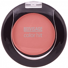 Düfte, Parfümerie und Kosmetik Kompaktes Gesichtsrouge - Luxvisage Color Hit