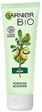 Düfte, Parfümerie und Kosmetik Nährende und feuchtigkeitsspendende Gesichtscreme mit Arganöl und Aloe vera - Garnier Bio Argan
