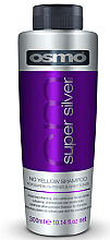 Düfte, Parfümerie und Kosmetik Shampoo zur Gelbstichbehandlung - Osmo Super Silver No Yellow Shampoo