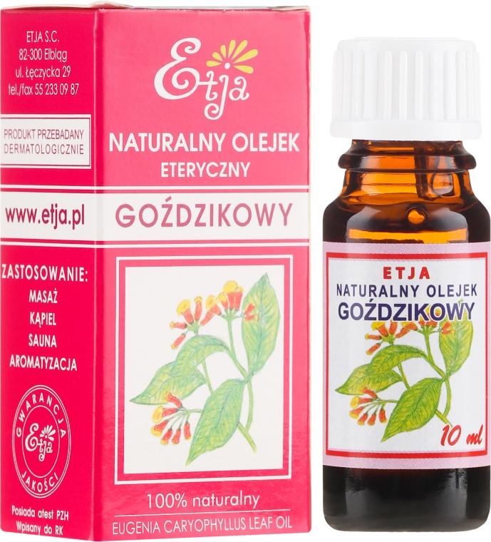 100% natürliches ätherisches Nelkenöl - Etja Natural Essential Oil