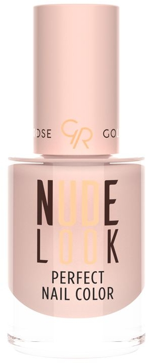 Nagellack - Golden Rose Nude Look Perfect Nail Color