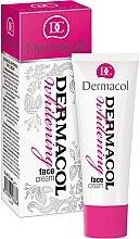 Düfte, Parfümerie und Kosmetik Aufhellende Gesichtscreme - Dermacol Whitening Face Cream
