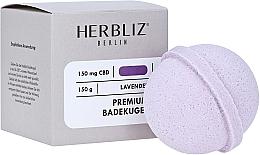 Düfte, Parfümerie und Kosmetik Badebombe Lavendel - Herbliz CBD