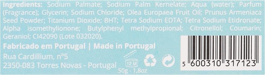 Naturseife - Essencias De Portugal Blue Chita Violet Soap — Bild N3