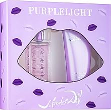 Düfte, Parfümerie und Kosmetik Salvador Dali Purplelight - Duftset (Eau de Toilette 30ml + Körperlotion 100ml)
