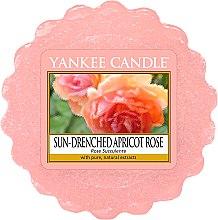 Düfte, Parfümerie und Kosmetik Duftendes Wachs - Yankee Candle Sun-Drenched Apricot Rose
