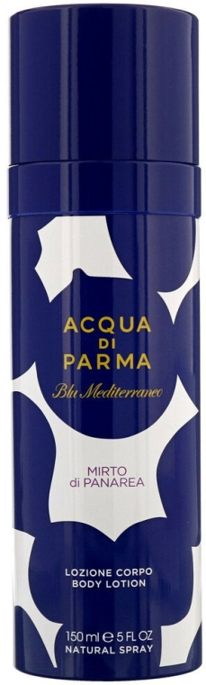 Acqua di Parma Blu Mediterraneo Mirto di Panarea - Körperlotion-Spray