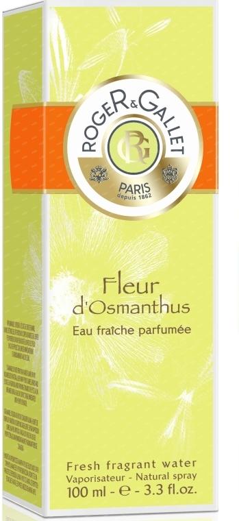 Roger & Gallet Fleur D'Osmanthus - Eau de Parfum — Bild N3