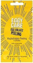 Düfte, Parfümerie und Kosmetik Glättendes Pulverpeeling für das Gesicht - Marion Eggy Care Egg-Foliate Peeling