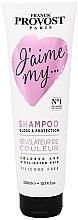 Düfte, Parfümerie und Kosmetik Farbschutz-Shampoo für coloriertes und aufgehelltes Haar - Franck Provost Paris Jaime My Hair Shampoo