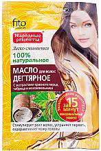 Düfte, Parfümerie und Kosmetik 100% Natürliches Haaröl mit Birkenteer - Fito Kosmetik