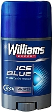 Düfte, Parfümerie und Kosmetik Deostick - Williams Expert Ice Blue Deodorant Stick
