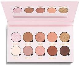 Düfte, Parfümerie und Kosmetik Lidschattenpalette - Makeup Obsession Be In Love With Eyeshadow Palette