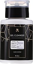 Düfte, Parfümerie und Kosmetik Klebstoffentferner - F.O.X Gel Cleanser Care System