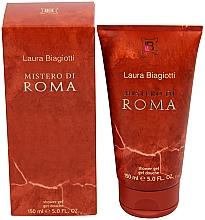 Düfte, Parfümerie und Kosmetik Laura Biagiotti Misteri Di Roma - Duschgel