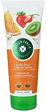 Düfte, Parfümerie und Kosmetik Duschgel mit Fruchtextrakten - Green Feel's Shower Gel With Fruit Extracts