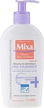 Düfte, Parfümerie und Kosmetik Gesichtsreinigungsmilch - Mixa Pro-Tolerance Cleansing Milk