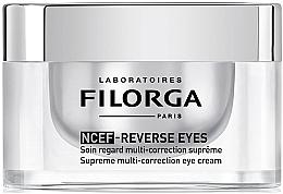 Düfte, Parfümerie und Kosmetik Korrigierende Augencreme - Filorga NCEF-Reverse Eyes