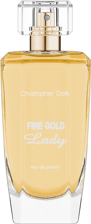 Christopher Dark Fine Gold Lady - Eau de Parfum — Bild N1