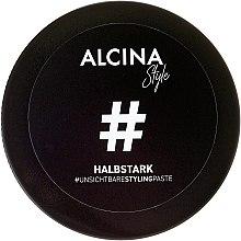 Düfte, Parfümerie und Kosmetik Haarstylingpaste Mittlerer Halt - Alcina Style Halbstark