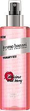 Düfte, Parfümerie und Kosmetik Bruno Banani Woman's Best - Körperspray mit Waldbeeren