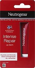 Düfte, Parfümerie und Kosmetik Reparierender Lippenbalsam - Neutrogena Intense Repair Lip Balm