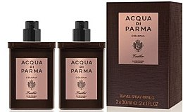 Düfte, Parfümerie und Kosmetik Acqua di Parma Colonia Leather Eau de Cologne Travel Spray Refill - Eau de Cologne