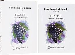 Düfte, Parfümerie und Kosmetik Aufhellende Tuchmaske für das Gesicht Frankreich - Calluna Medica France Whitening Biocellulose Facial Mask