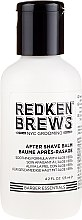 Düfte, Parfümerie und Kosmetik After Shafe Balsam für geschmeidige Haut mit Aloe Vera - Redken Brews After Shave Balm
