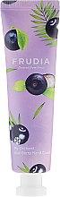 Düfte, Parfümerie und Kosmetik Feuchtigkeitsspendende Handcreme mit Acai-Beeren - Frudia My Orchard Acai Berry Hand Cream