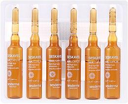 Ampullen gegen Haarausfall - SesDerma Laboratories Seskavel Anti-Hair Loss Aampoules — Bild N2