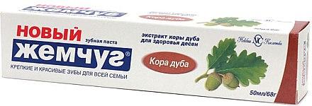 Zahnpasta mit Eichenrindenextrakt - Neue Perle