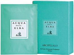 Düfte, Parfümerie und Kosmetik Acqua dell Elba Arcipelago Women - Parfümierte Tücher Arcipelago Women