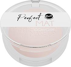 Düfte, Parfümerie und Kosmetik Matter Gesichtspuder - Bell Perfect Mat Powder