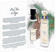 Düfte, Parfümerie und Kosmetik Dermacol Fresh Pine & Pepper - Eau de Parfum (Probe)