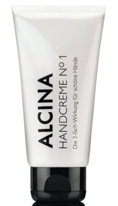 Pflegende Handcreme SPF 15 - Alcina  — Bild N1