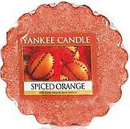 Düfte, Parfümerie und Kosmetik Duftendes Wachs - Yankee Candle Spiced Orange Wax Melts