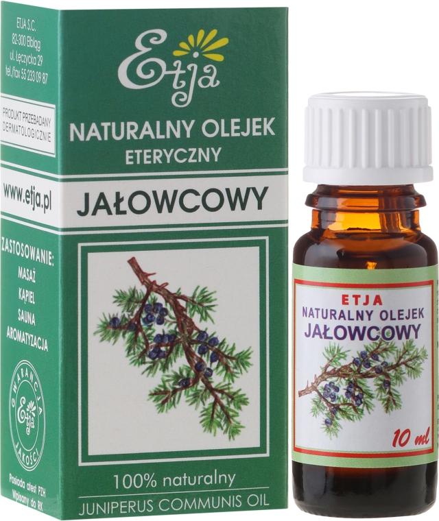 100% Natürliches ätherisches Wacholderöl - Etja Juniperus Communis Oil