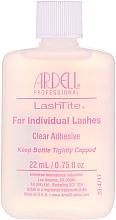 Düfte, Parfümerie und Kosmetik Transparenter Wimpernkleber - Ardell LashTite Adhesive Clear