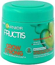 Düfte, Parfümerie und Kosmetik Pflegende Haarmaske - Garnier Fructis Grow Strong Mask