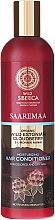 Düfte, Parfümerie und Kosmetik Feuchtigkeitsspendende Haarspülung mit Moltebeere - Natura Siberica Wild Siberica Saarema Moisturizing Conditioner