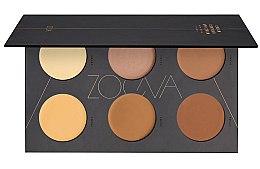 Düfte, Parfümerie und Kosmetik Konturpalette für das Gesicht - Zoeva Cream Contour Spectrum Palette