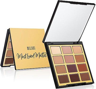 Lidschattenpalette - Milani Eyeshadow Palette