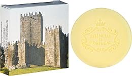 Düfte, Parfümerie und Kosmetik Naturseife Lemon - Essencias De Portugal Guimarães Lemon Soap Live Portugal Collection