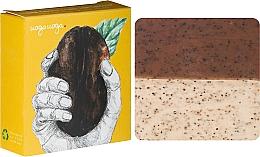 Düfte, Parfümerie und Kosmetik Natürliche und pflegende Peelingseife mit Minzöl und Kaffee - Uoga Uoga Care for Coffee? Soap