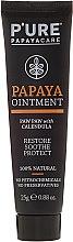 Düfte, Parfümerie und Kosmetik Schützende Gesichtscreme mit Ringelblume - Pure Papaya Care Ointment with Calendula