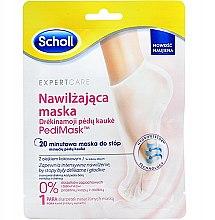 Düfte, Parfümerie und Kosmetik Feuchtigkeitsspendende Fußmaske in Socken mit Kokosöl - Scholl Expert Care Foot Mask